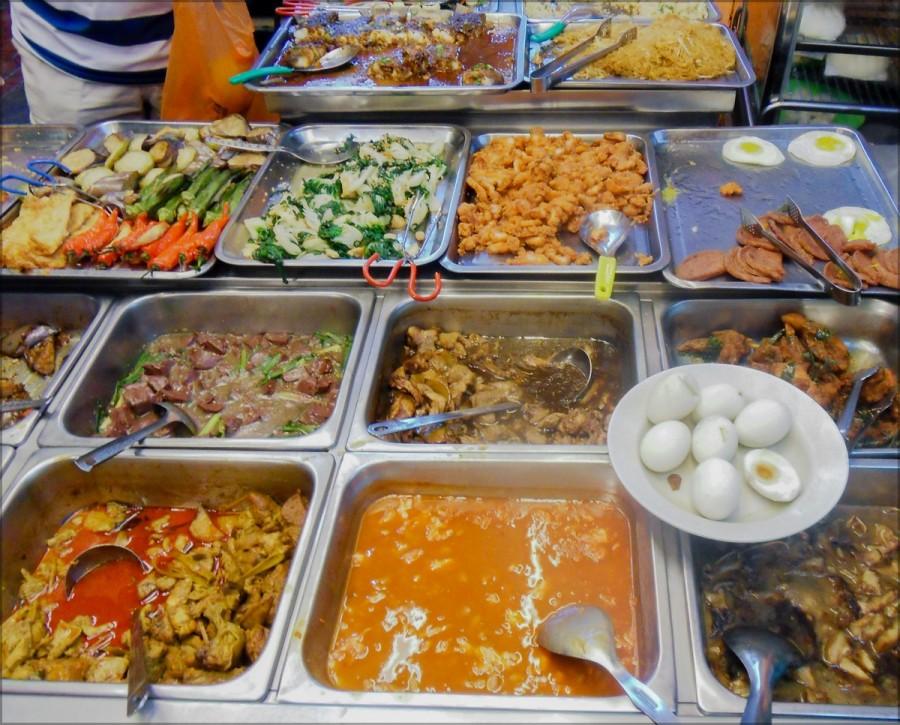 Рис и лапша - пища наша