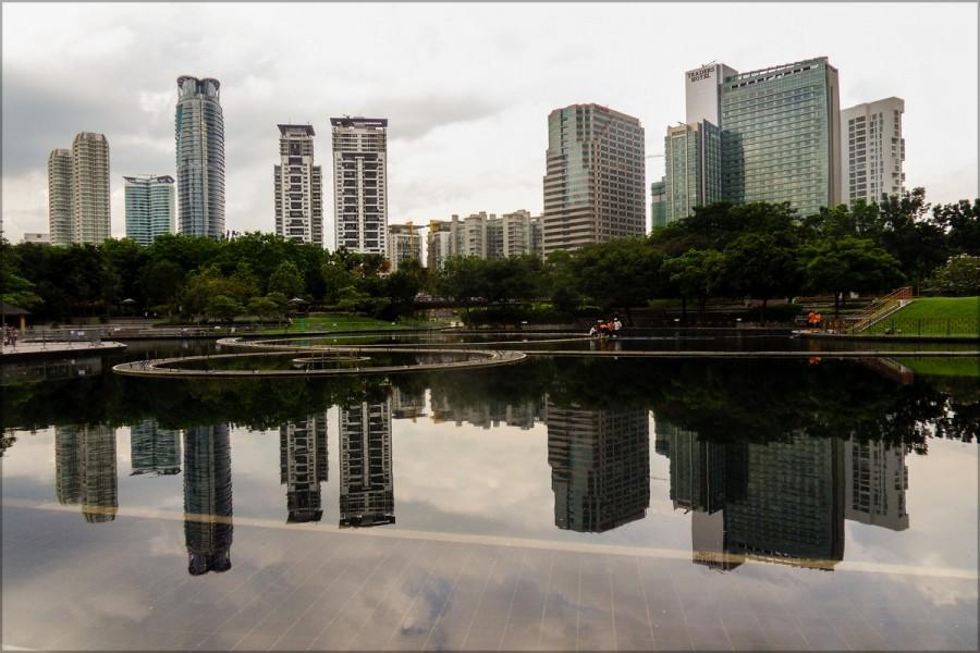 Куала Лумпур во всей красе