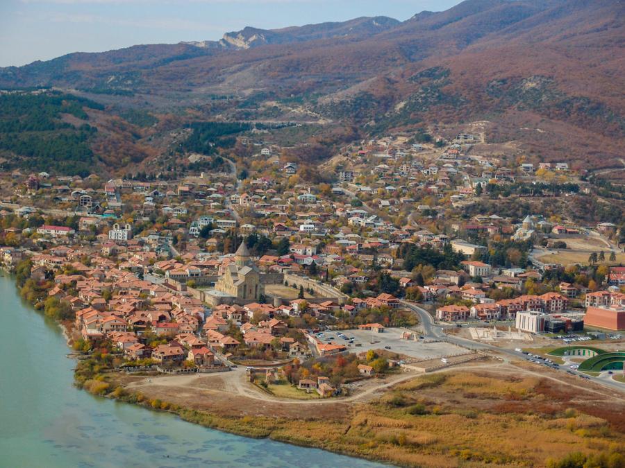 Мцхета и Джвари - двух зайцев за один день с выездом из Тбилиси