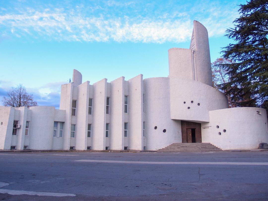 Музей Ильи Чавчавадзе в Кварели