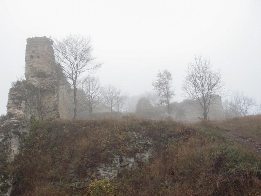 Крепость Уджарма